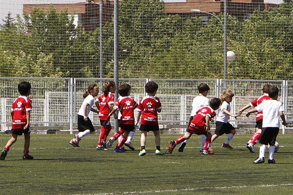 Escuela de Fútbol Villa de Vallecas